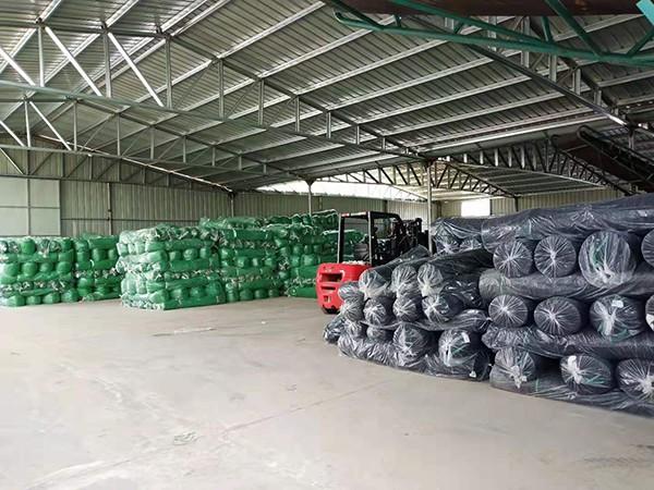 绿野遮阳网仓库